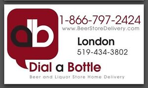 Part time delivery drivers London Ontario image 1