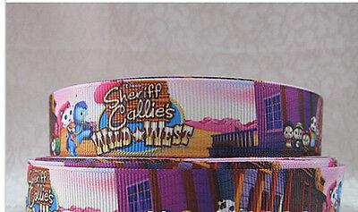 Sheriff Callies Wild West ribbon 1m long ()