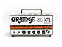 Orange Terror 400 Bass Head