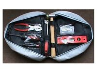 TOOL SET IN ZIP CASE