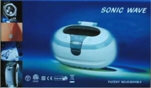"""iSonic Wave ultrasonic cleaner - """"AS IS"""""""