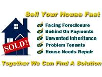 SELL YOUR HOUSE FAST - WE BUY HOUSES - ANY AREA ANY CONDITION TAMESIDE MANCHESTER CHESHIRE