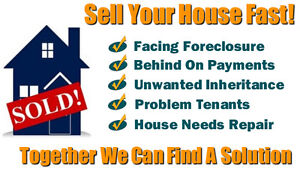 WE BUY HOUSES*ANY CONDITION*ANY REASON*FAST & EASY* NO FEES