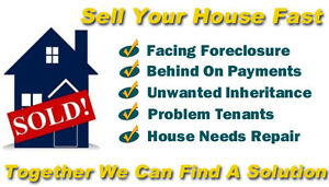 ™ Want to sell your house, but don't want to sort it out?