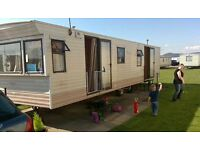 Towyn, North Wales -Edwards Leisure Park 8 Berth 3 Bedroom Caravan [EDWSHE]