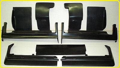 1980-85 Cadillac Seville Bumper Filler Full Set Quality Fiberflex  MADE IN USA ! ()