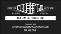 DSA General Contracting / Carpentry