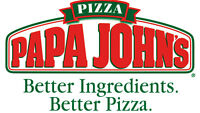 Papa Johns Aberdeen needs a F/T evening delivery driver