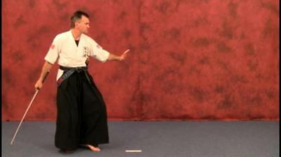 Samurai Sword - Martial Arts Weapon Instructional Karate DVD - FREE SHIPPING