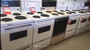 """24"""" APARTMENT STOVES IN STOCK"""