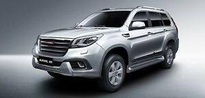 2016 Haval H9 Premium Wagon 4x4 7 Seater West Tamworth Tamworth City Preview