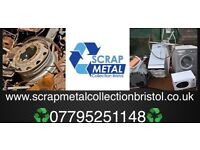 Scrap metal collection & Rubbish clearance