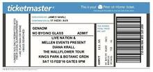 Diana Krall - The Wallflower Tour - Kings Park Botanic Garden Canning Vale Canning Area Preview