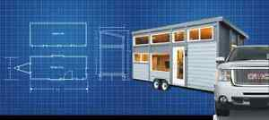 "WE OFFER THE MOST CREATIVE AND AFFORDABLE ""TINY HOME"" OPTION"