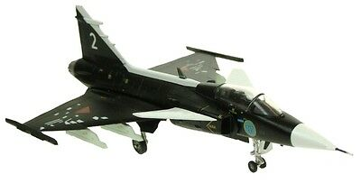 AVIATION72 AV7243004 1/72 BLACK SAAB GRIPEN SWEDISH AIR FORCE MUSEUM