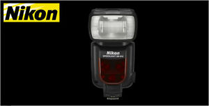 Nikon / PocketWizard strobe combo DSLR