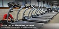 Fitness Equipment Maintenance and Repair