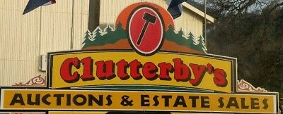 Clutterbys Auctions And Appraisals
