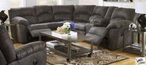 2-Piece Reclining Sectional