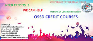 OSSD Credit Courses