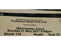 Brian Cox tickets