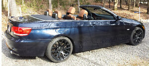2008 BMW 3-Series 335i Sport Package Cabriolet