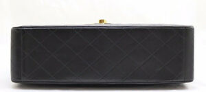 CHANEL XL JUMBO FLAP LAMBSKIN PURSE - AUTHENTIC Sarnia Sarnia Area image 8