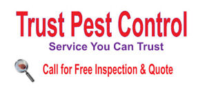 BED BUG, COCKROACH, MICE, ANT...BEST SERVICE ...LOWEST PRICE
