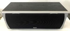 Enceinte centrale blindée Quest QC500NX en excellente condition