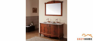 Modern Style/ Contemporary Bathroom Vanity---WAREHOUSE SALE!!