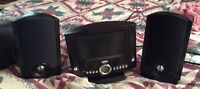 Stereo system. Cd/DVD excellent condition.