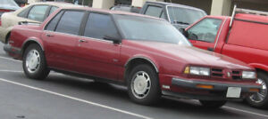 For sale. 1990 olds eighty eight
