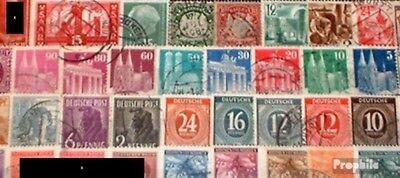 Duitsland 50 verschillende Postzegels Duits Afhankelijkheden