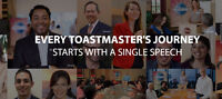 Join Toastmasters- Where leaders are made