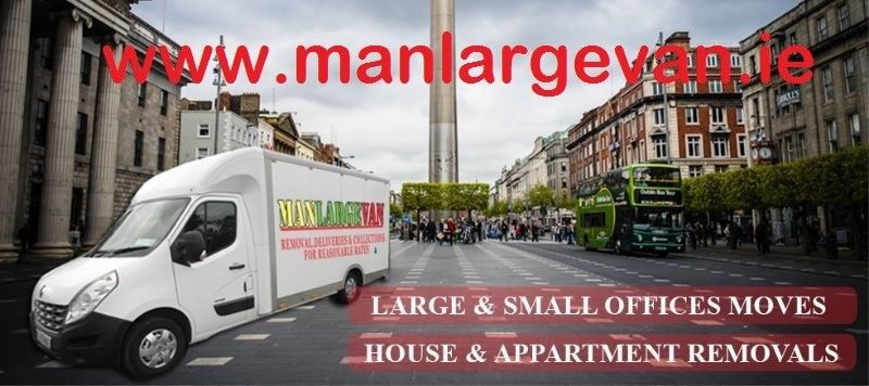 Removal & Delivery Services with Large Luton Maxi Vans. Please visit o