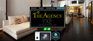 One stop for ALL Residential Real Estate TheAgencyYXE.com