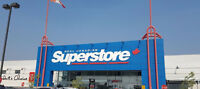 Cleaning at Superstore ( Limpieza en el Superstore)