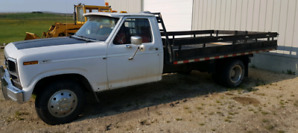 1986 Ford F-350 Dually