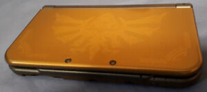 *NEW* 3DS XL - Zelda Edition   with charger and 45 games