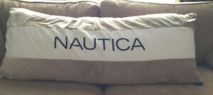 Nautica pillow ,New in Bag