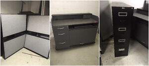 OFFICE FURNITURE ONLINE AUCTION - STOREYS