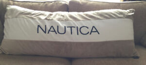 Nautica Decorative oversize pillow
