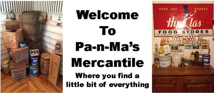 Pa-n-Ma's Mercantile