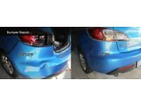 Cheap car body repairs Dents Scratches from £35