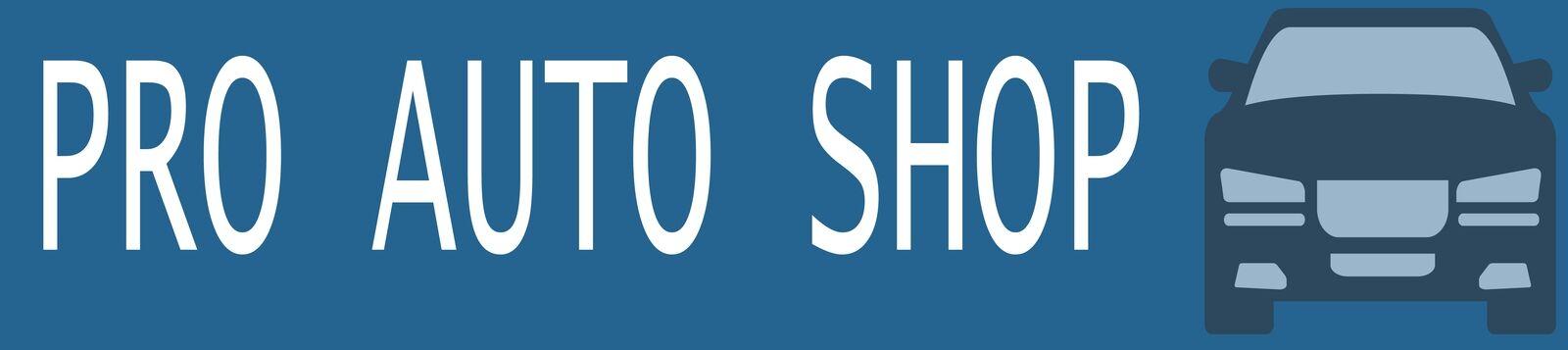 Pro Auto Shop