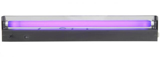 QTX 160.414 600mm 20W Black Light Tube Set With Starter and UV Tube - New