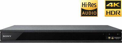 Sony UBP-X800 Streaming 4K Ultra HD 3D Smart Blu-Ray DVD Player Wi-Fi Bluetooth