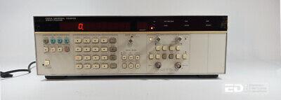 Agilent Hp 5335a Universal Counter 200 Mhz Ori