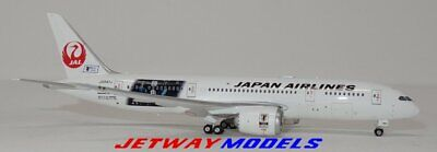 NEW 1:400 PHOENIX MODELS JAL JAPAN AIRLINES B 787-800 JA841J Model PH404251, used for sale  Reading