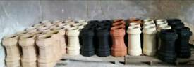 NEW OCTAGON CHIMNEY POTS. KEENLY PRICED